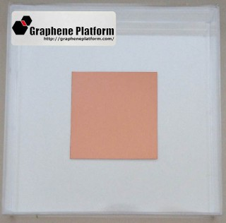 Graphene Platform CVD Single Layer Graphene on copper foil