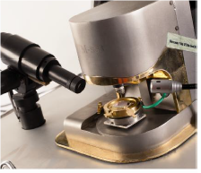 Scanning Probe Microscope AFM/STM modes in one system